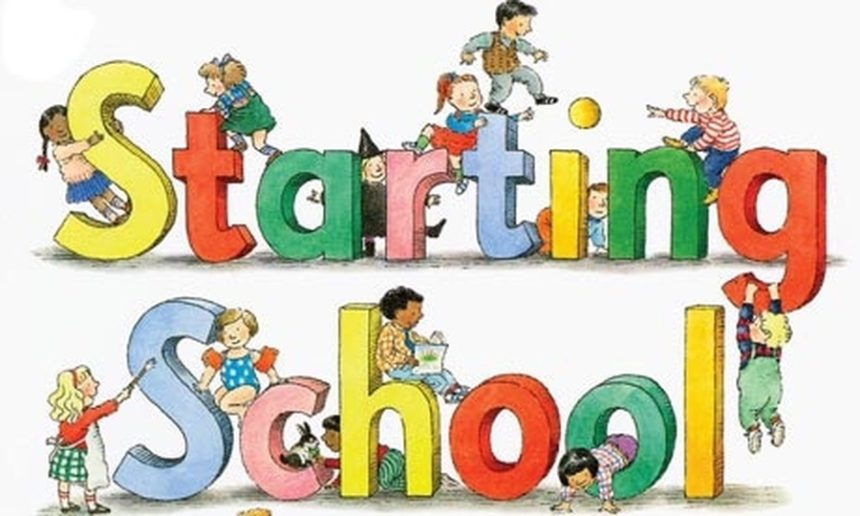 Practical Tips On Preparing Your Child  for 'BIG' School!