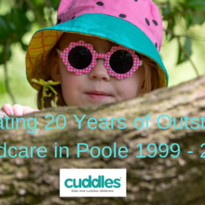 Cuddles Celebrates 20 Years Of Outstanding Childcare