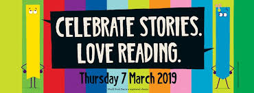 World Book Day – Thursday 7th March